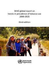 WHO global report on trends in prevalence of tobacco use