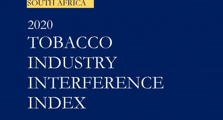 South Africa Tobacco Industry Interference report launched